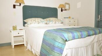 Junior Master Bedroom - Licorish Villa in Tobago Black Rock