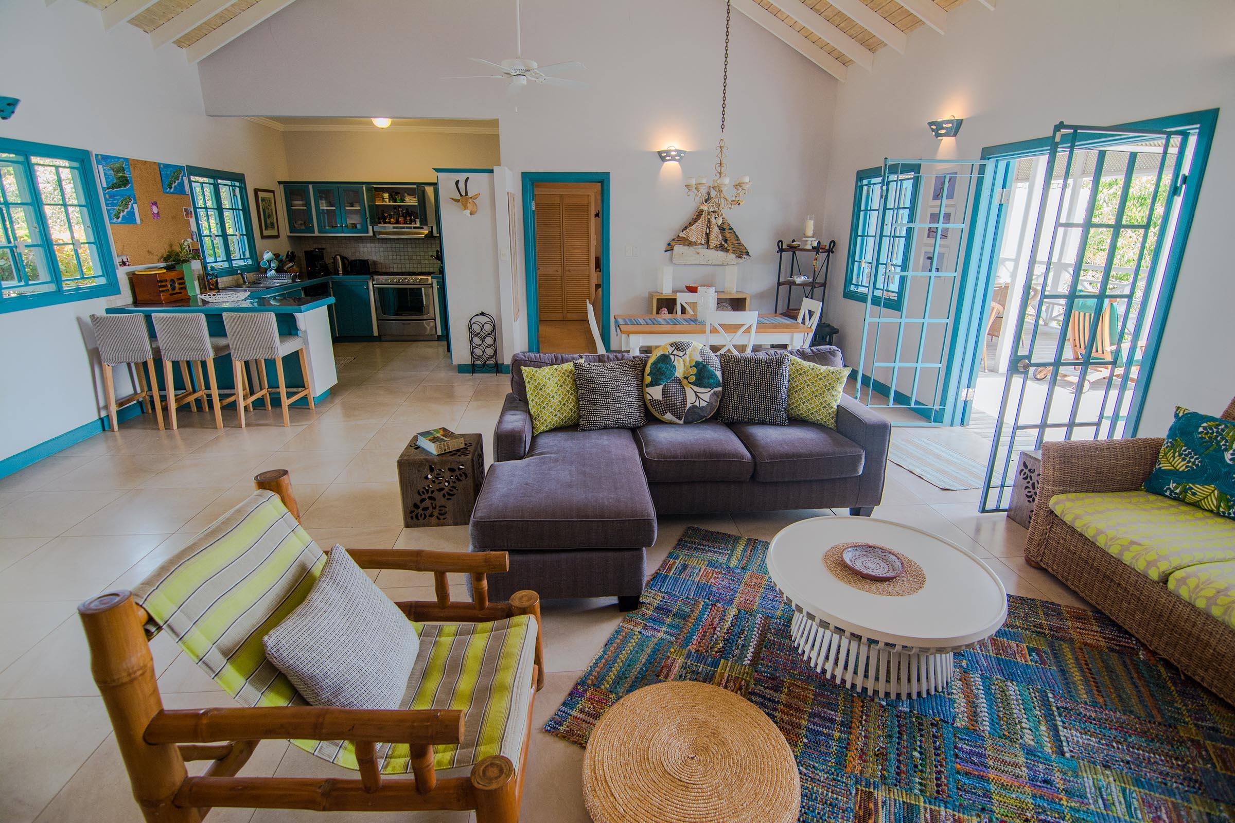 Licorish Villa In Fort Bennet Tobago Photo