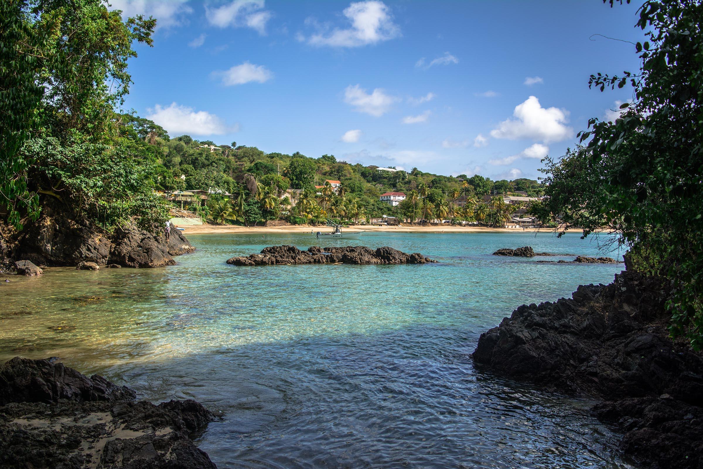 Licorish Villa Tobago Private Beach