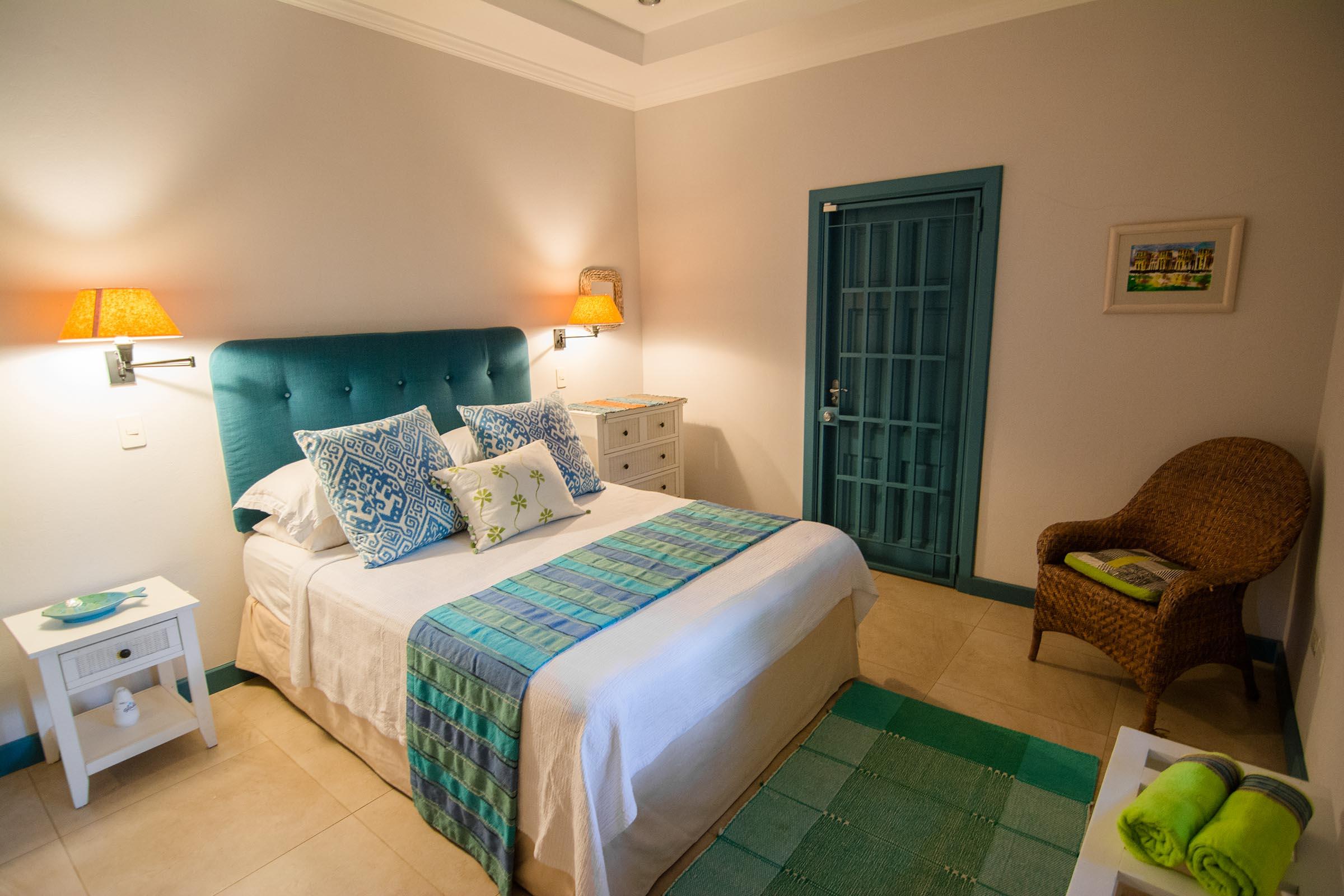 Licorish Tobago Villa Bedroom