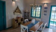 Licorish Tobago Holiday Villa Dining Area