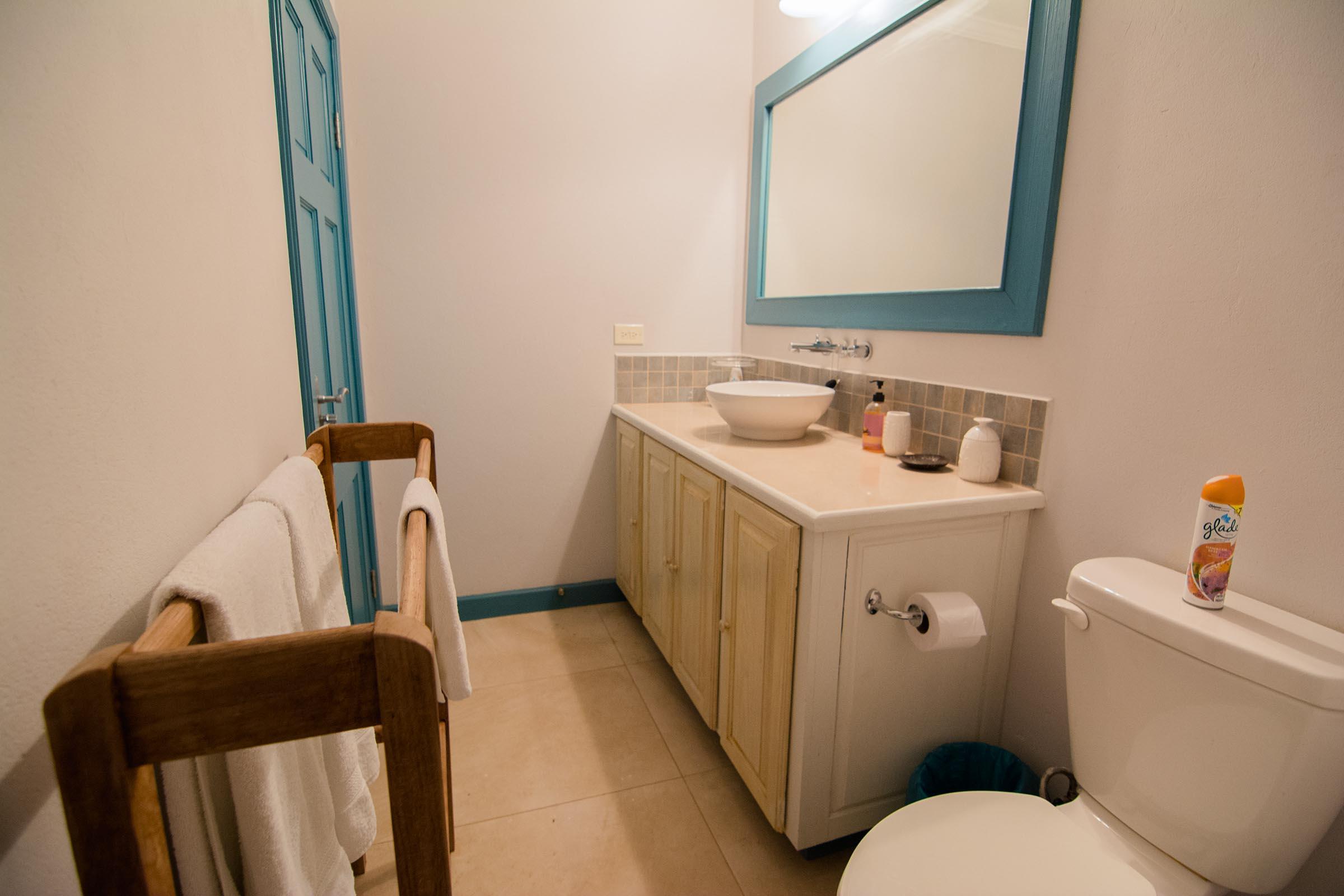 Licorish Tobago Villa Bathroom