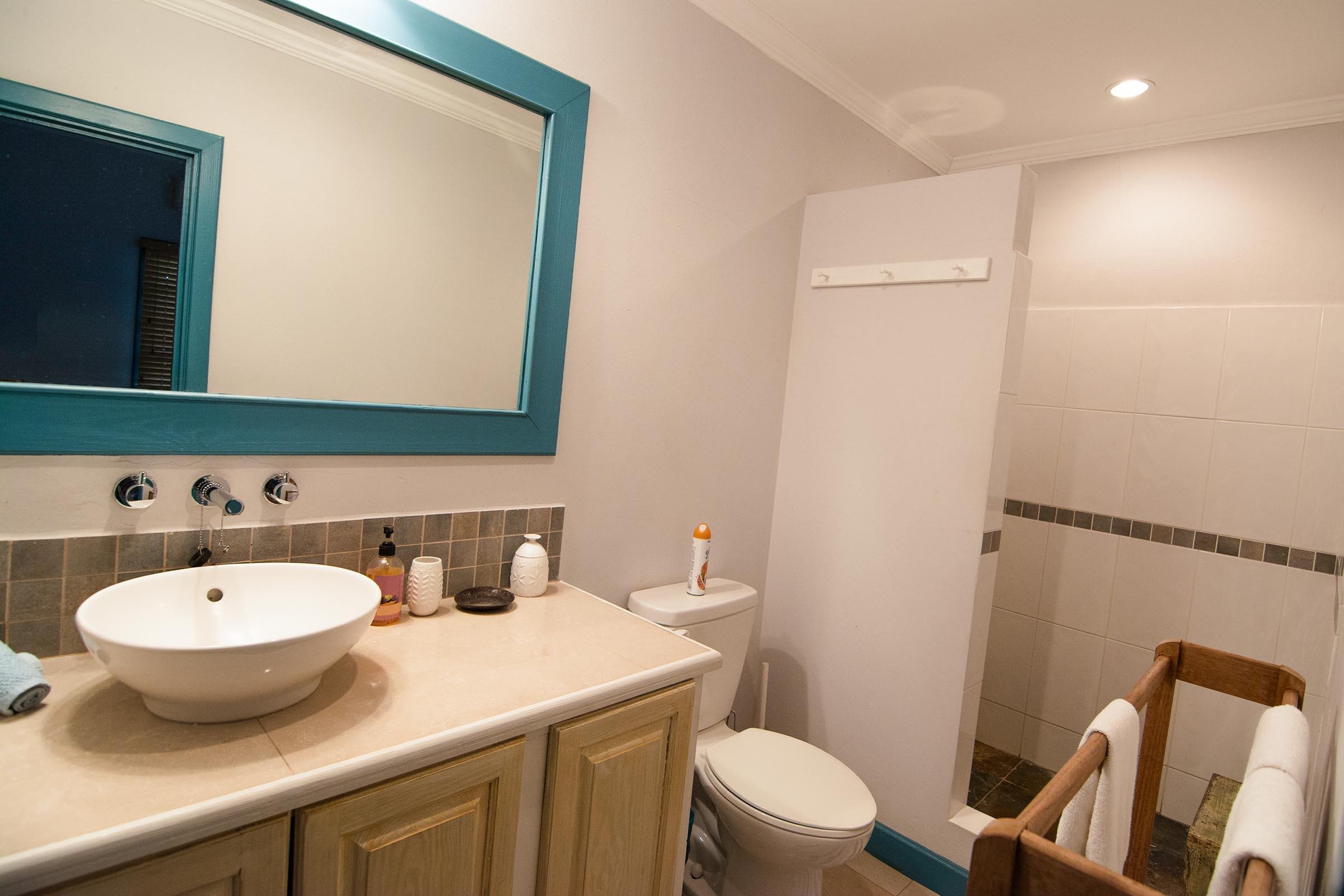 Licorish Villa in Tobago Bathroom