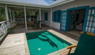 fort bennet villas with plunge pool
