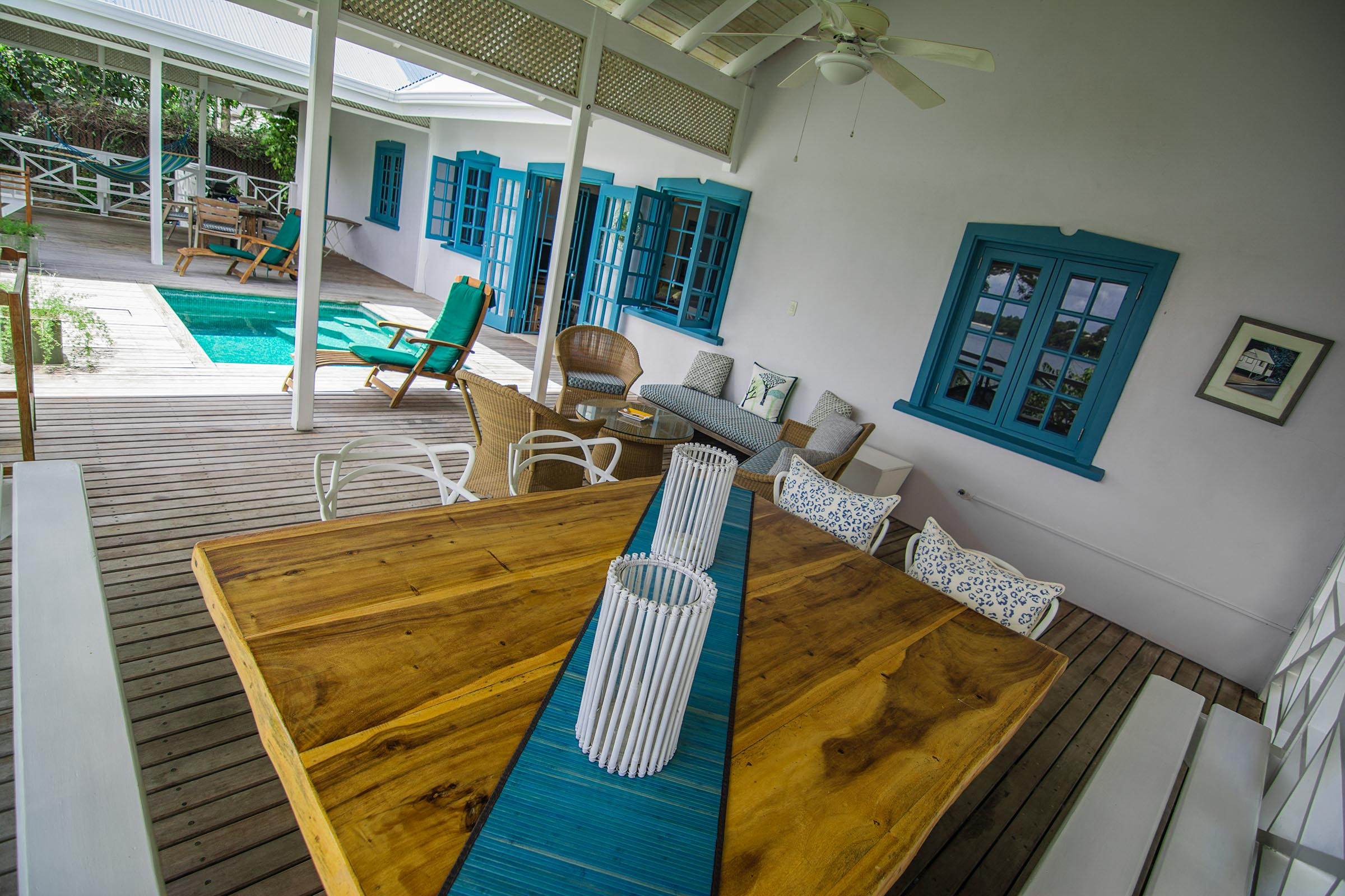 Deck & Pool Accessories