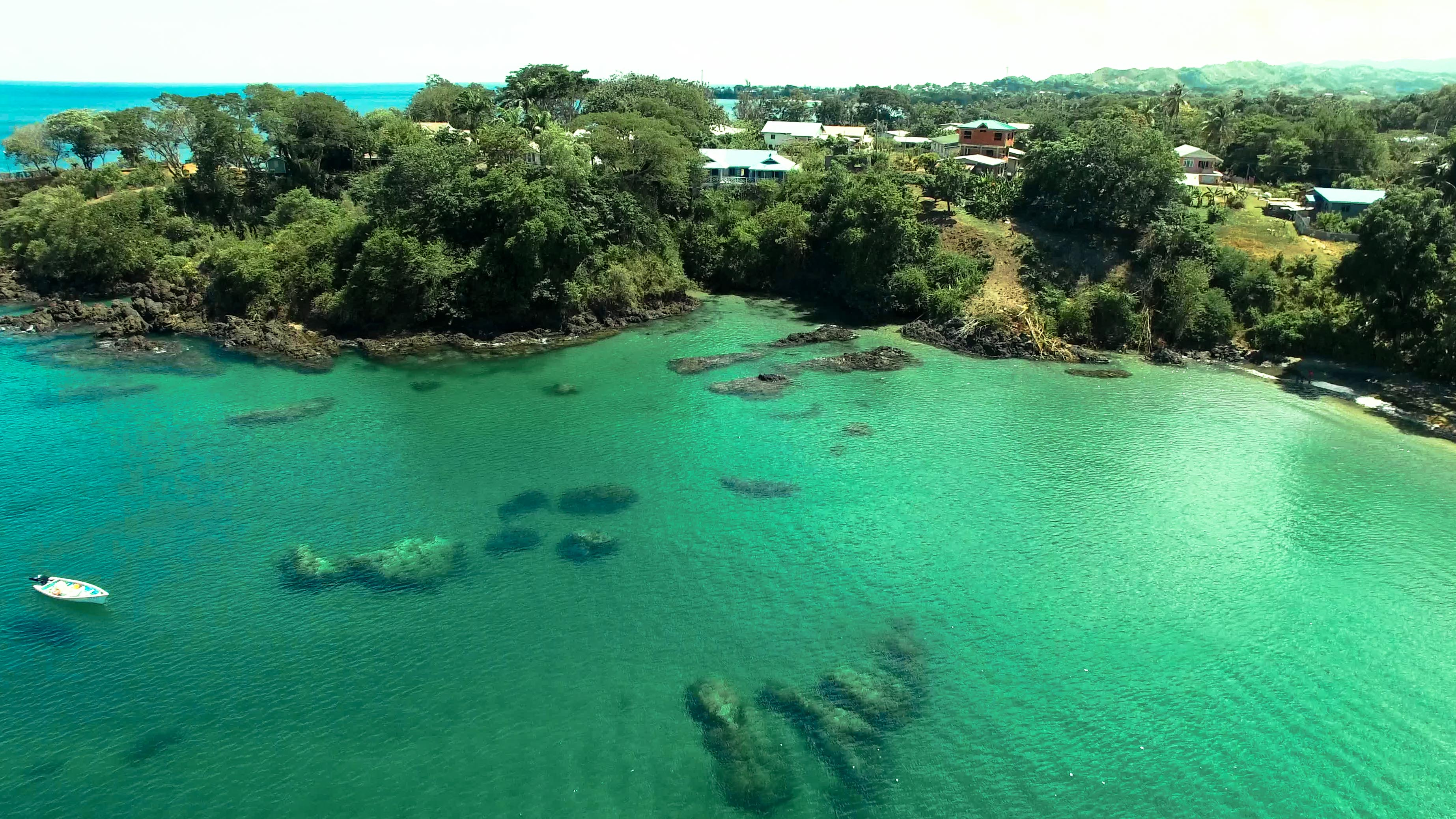 Licorish Tobago Villa Beach View