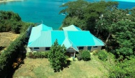 Licorish black rock holiday villa In Tobago